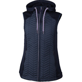 High Colorado Melbourne 2 Hybrid Weste Damen navy